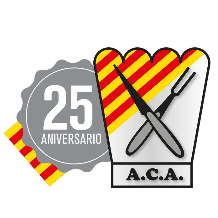 ACA asociacion cocineros de Aragón logo