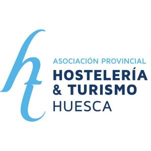 Asocación hostelería y turismo Huesca Logo