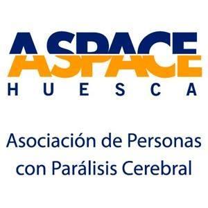 Logotipo ASPACE HUESCA