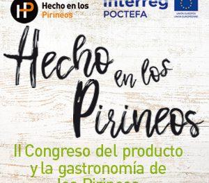 Entrevista: Los Hermanos Torres en II Congreso del producto y la gastronomía de los Pirineos