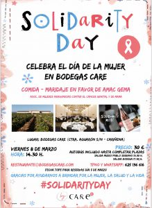 08 mar Cartel Solidarity Day