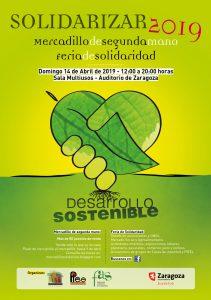 Cartel Solidarizar 2019