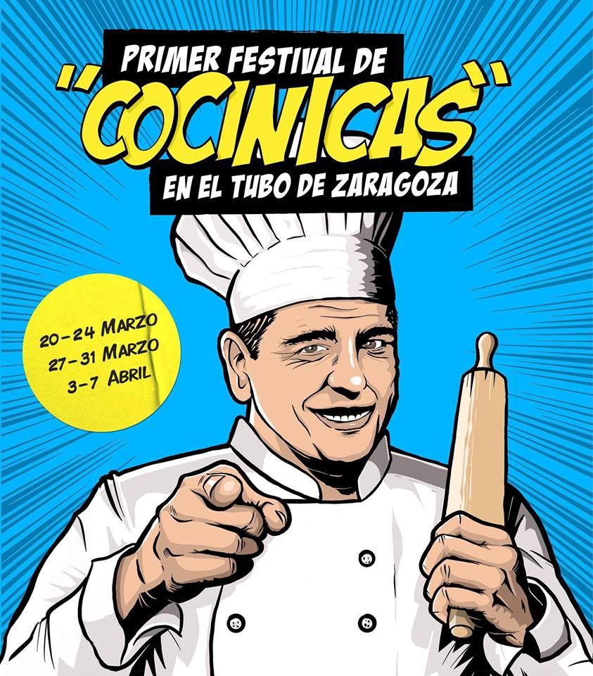 Cartel cocinicas 1