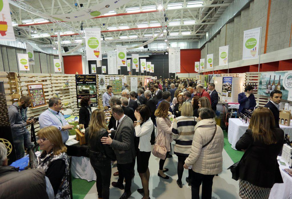 Feria Congreso Hecho en los Pirineos