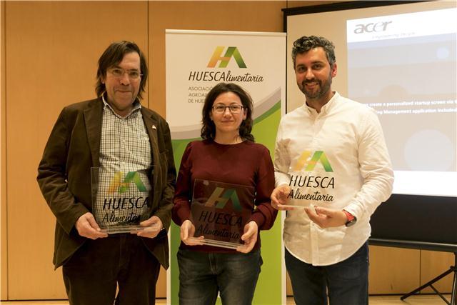 Premios Huesca agroalimentarios