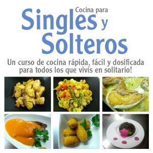 curso de cocina para singles y solteros en Escuela Azafrán