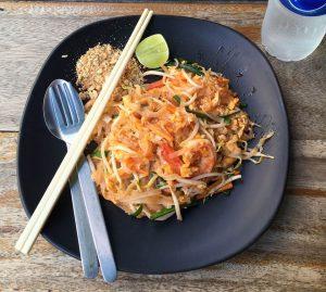 Taller de cocina tailandesa en Tescoma