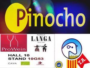 Cata de Ternasco de Aragón y Bodegas Langa en Restaurante Pinocho Gastro