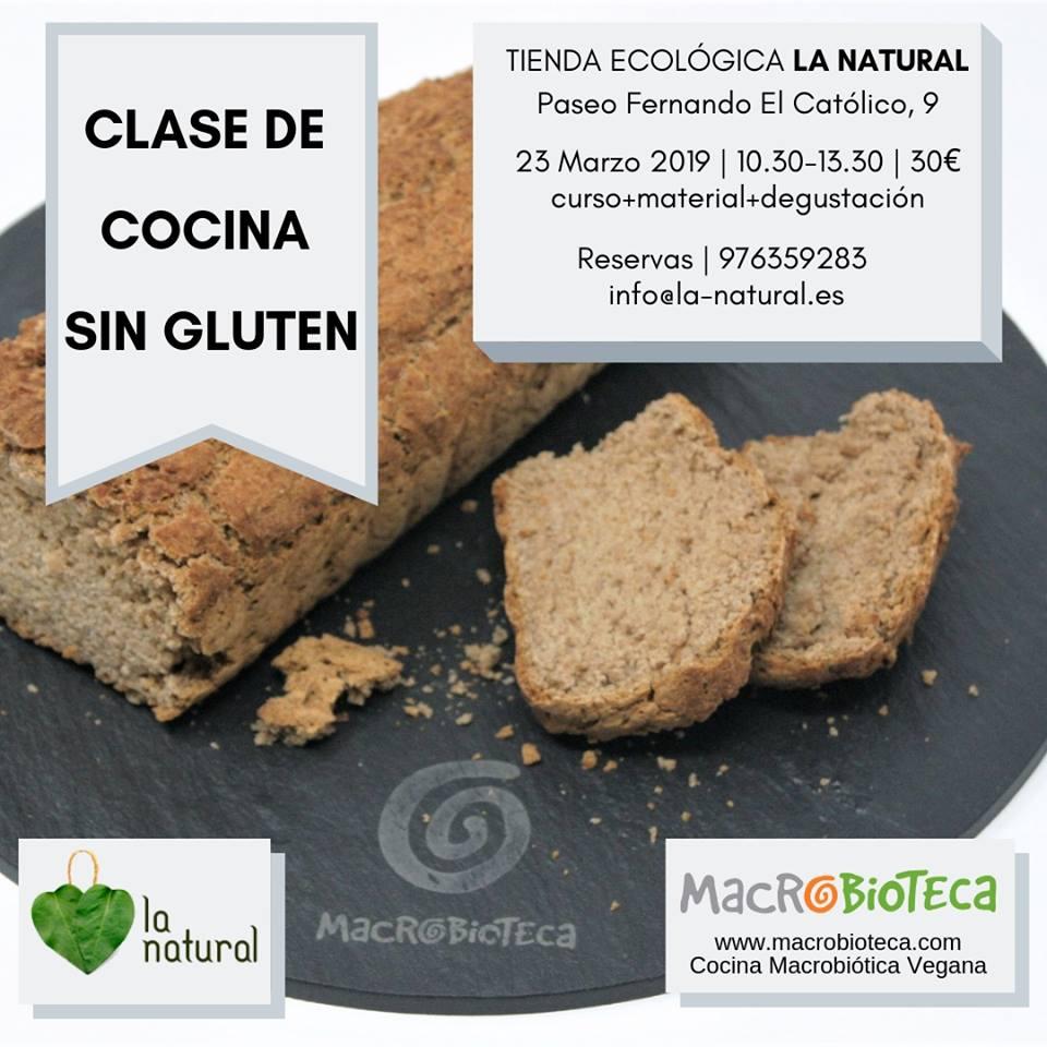 la natural cocina sin gluten