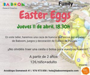 Taller de Huevos de Pascua