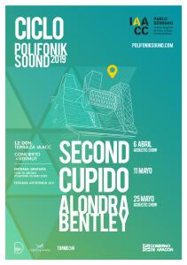 Cartel Ciclo Polifonik Sound 2019