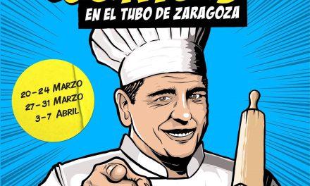 La Gyoza de cochinillo de Ángel Palacios se alza con el premio Cocinicas de oro