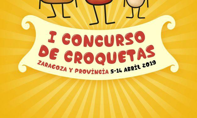 La provincia de Zaragoza entrega los premios de su I Concurso de Croquetas