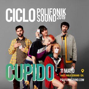 Ciclo Polifonik Sound Cupido