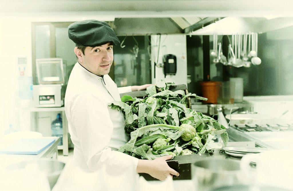 Absinthium verduras