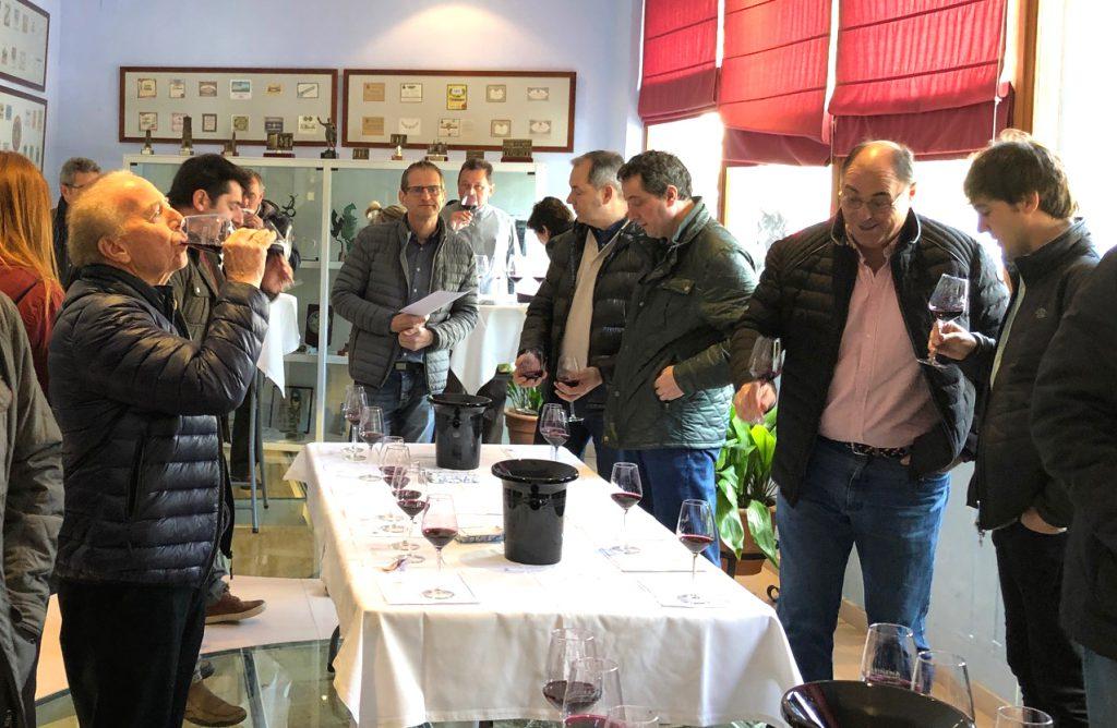 Cata de vinos de la DOP Cariñena elaborados en Montpellier