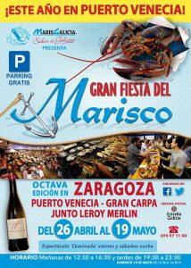 Gran Fiesta del Marisco - Puerto Venecia