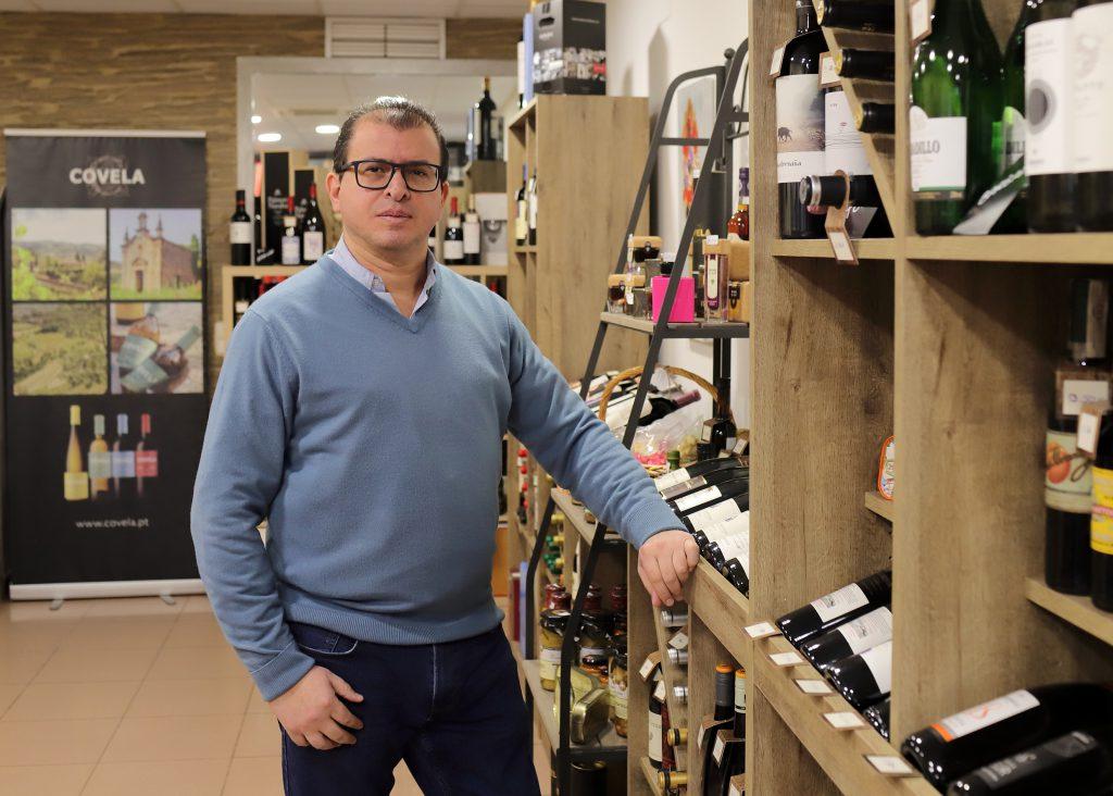 Wine Not? Luis Dias GOC