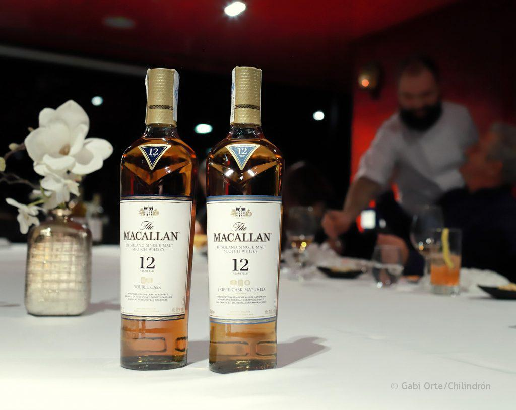 Macallan aura botellas GOC