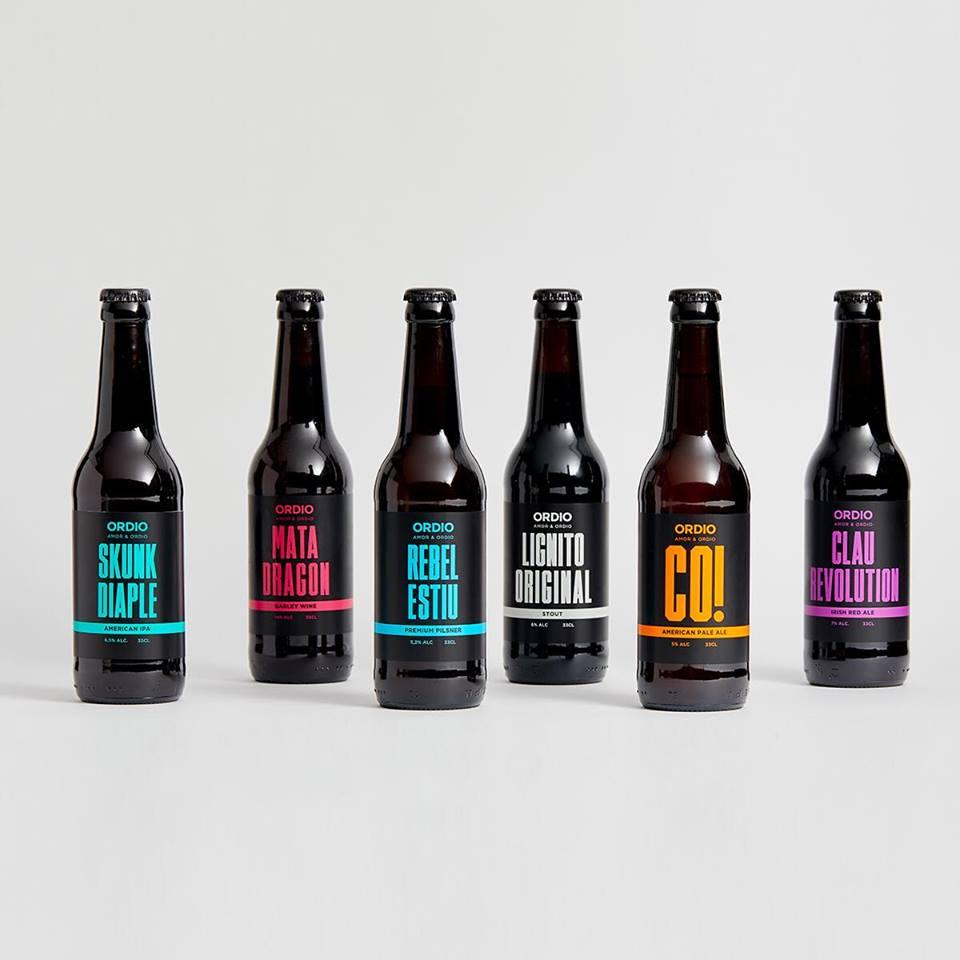 Ordio botellas