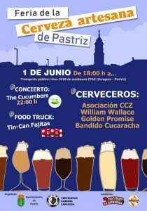 Feria de la Cerveza artesana de Pastriz