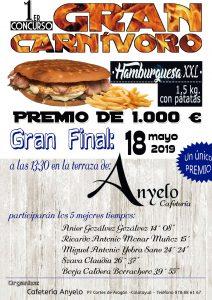 I Concurso Gran Carnívoro