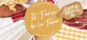 Feria de la Tapa de Valjunquera