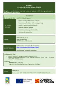 Curso de fruticultura ecológica