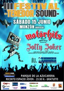 Cartel III Festival Tenedor Sound