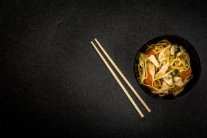 Curso de cocina japonesa en Escuela de Sabor