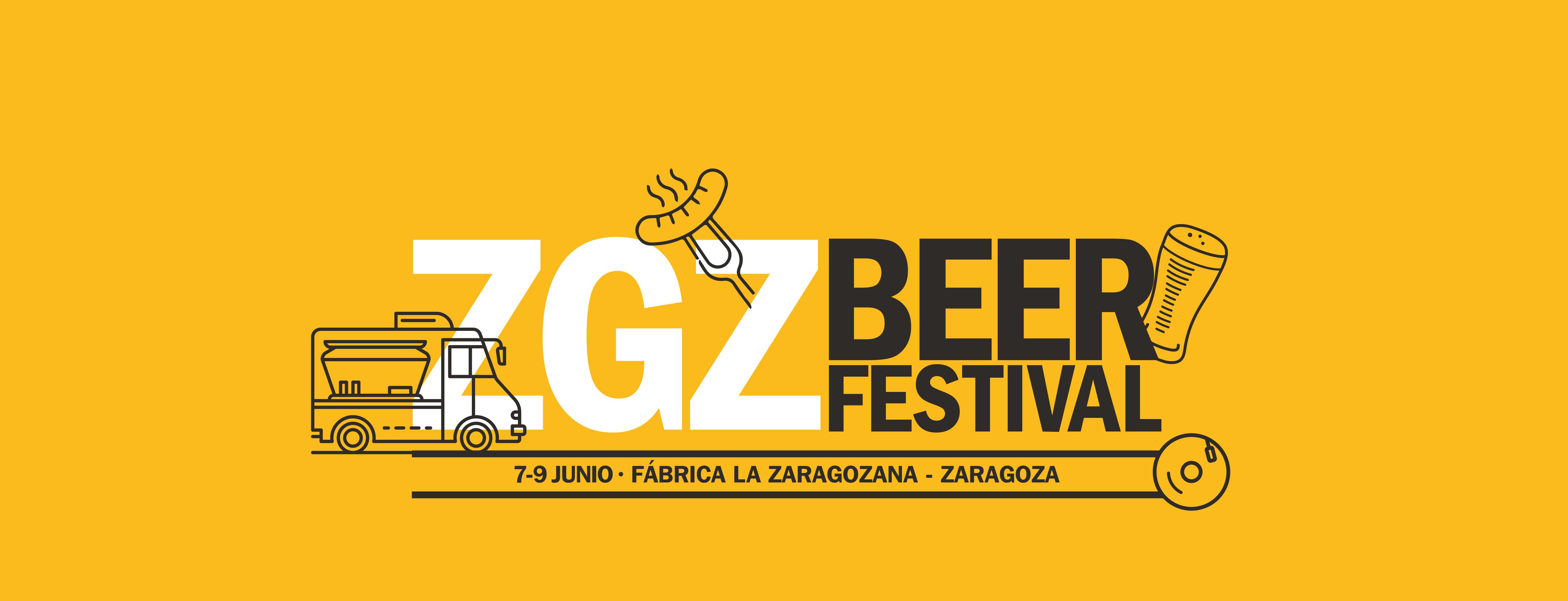 ZGZ BEER FESTIVAL cabecera