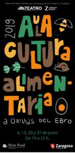 Imagen aula de cultura alimentaria a orillas de Ebro