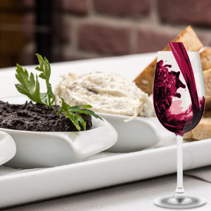 Cata de vinos y patés - El sitio de Eugenia