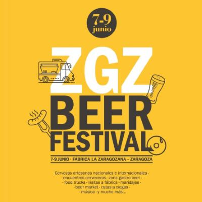 Zaragoza Beer Festival del 7 al 9 de junio
