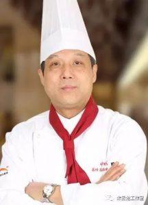 Chef Zhu Yunlong