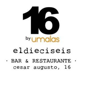 Logo El Dieciséis by Umalas