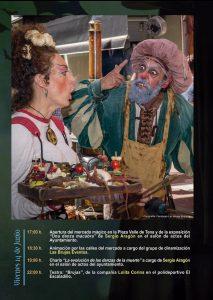 Programación Feria de Brujas Mitos y Leyendas de Valle de Tena