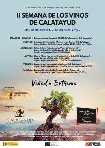 Semana de los vinos de Calatayud
