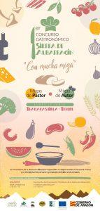 Cartel Concurso Gastronómico