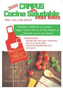 IV Campus de Cocina Saludable en Monzón