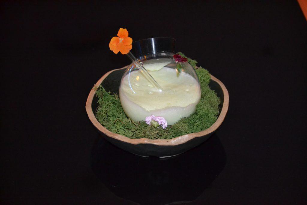 Uno de los cócteles probióticos que presenta Tai Mai. FOTO: Cortesía Patricia Sola