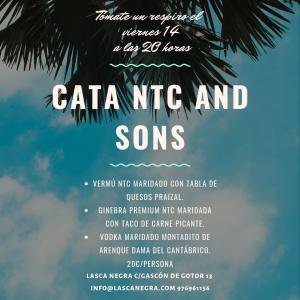 Cata NTC & Sons en Lasca Negra
