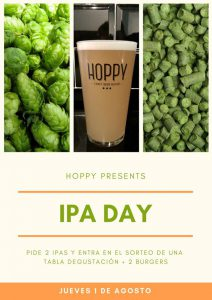 IPA Day en Hoppy