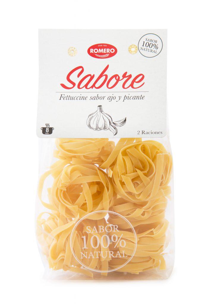 Carrito Rpmero Pasta Sabore ajo y picante