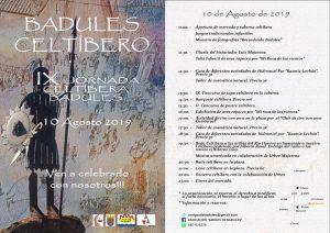 Feria Celtíbera en Badules