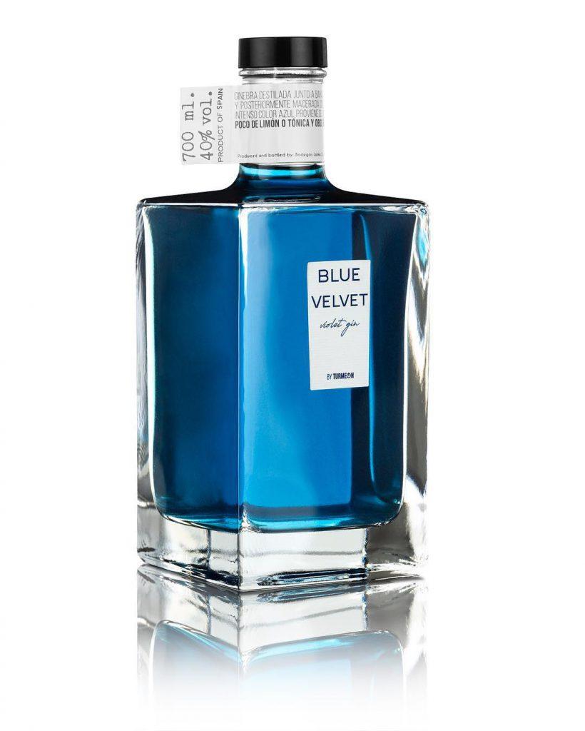 mi carrito ginebra Blue Velvet