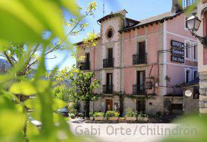 La casa rosada. FOOT: Gabi Orte / Chilindrón