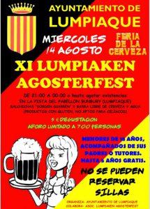 Fiesta de la cerveza de Lumpiaque
