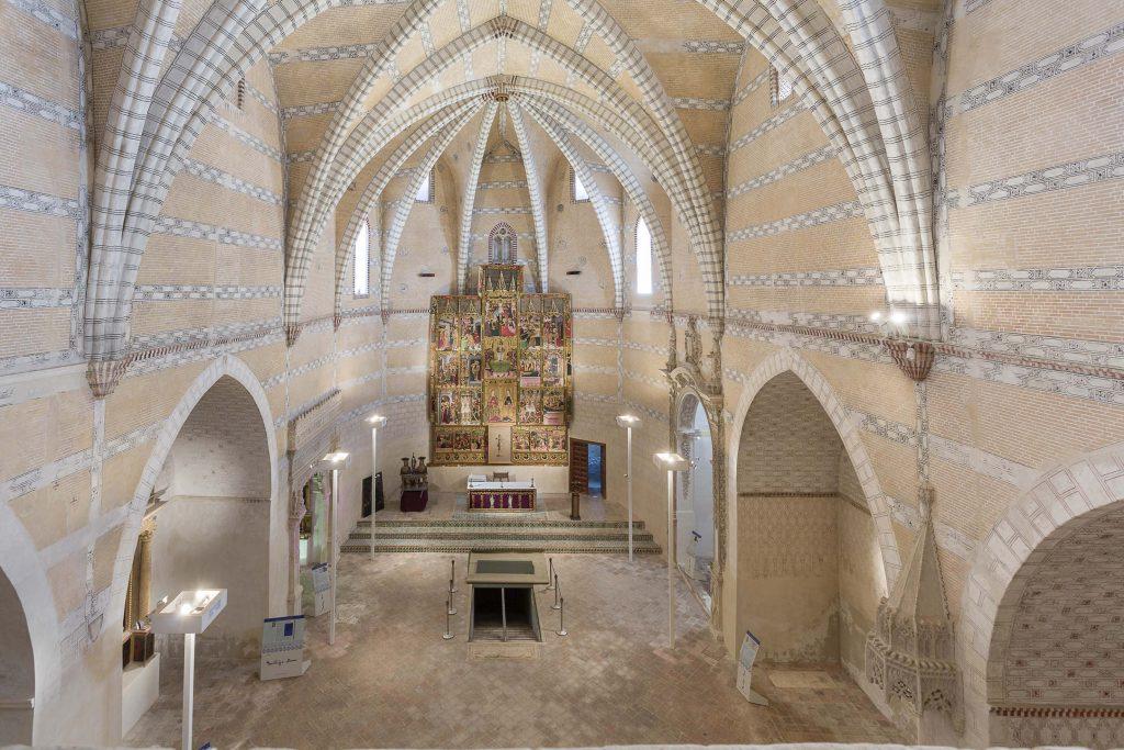 Maluenda iglesia Santas Justa Rufina