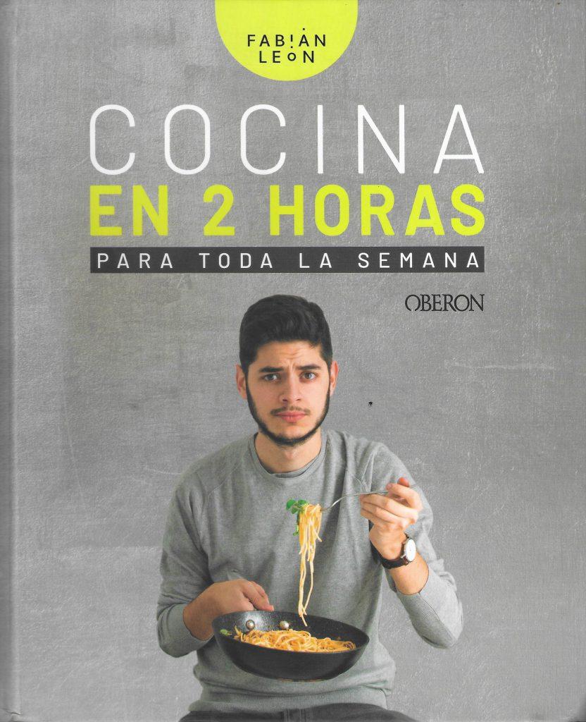 Sopa de letras portada Cocina en dos horas